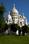 Sacre Coeur, stock photo