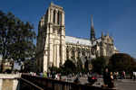 Notre Dame, stock photo